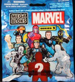 Mega Bloks, Marvel, Series 3, Blind Bag