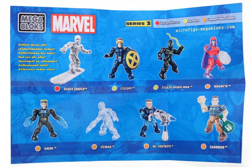 Marvel Grab Zags Toys Series 1