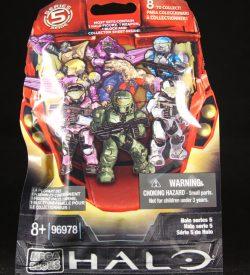 Mega Bloks, Halo, Series 5, Blind Bag