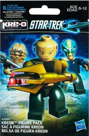 Kre-O, Star Trek, Collection 1