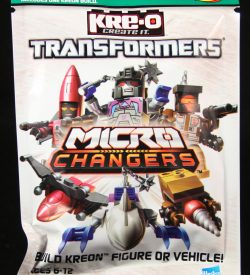 Kre-O, Micro Changers, Transformers, 2013 Collection 3