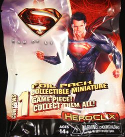 DC Heroclix, Man of Steel, Blind Bag