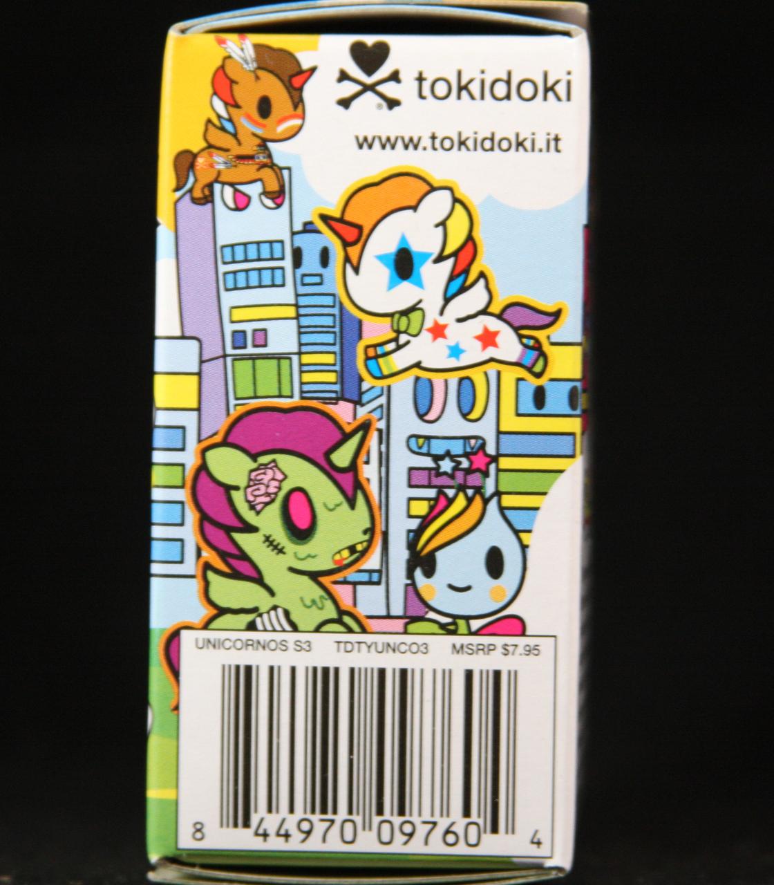 Tokidoki Unicorno Series 3 Blind Box Blindboxes