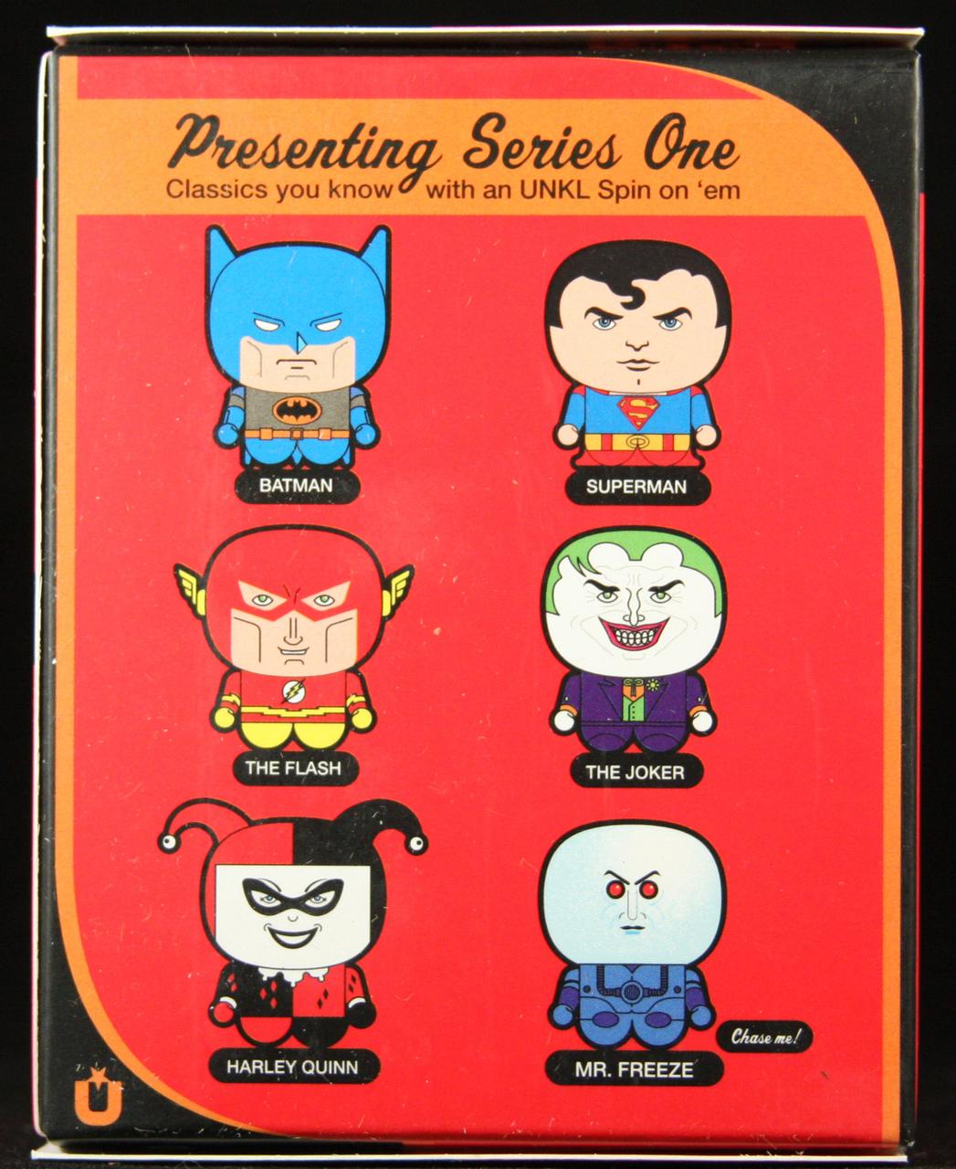 Batman NEW Series 1 UNKL Heros /& Villains DC Comics Unipo