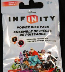 Disney Infinity Random Power Disc 2-Pack, Series 1, Blind Bag