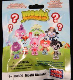 Mega Bloks, Moshi Monsters, Blind Bag