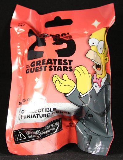Simpsons, 25th Anniversary, Series 1, Blind Bag
