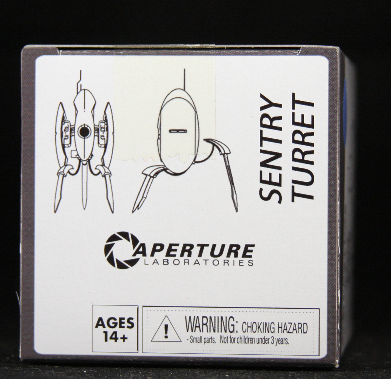 Portal 1 Series 2 Blind Box Turrets Blindboxes