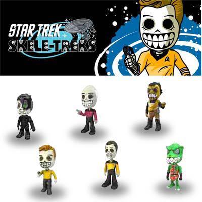 Star Trek, Skele-Treks, Blind Bag