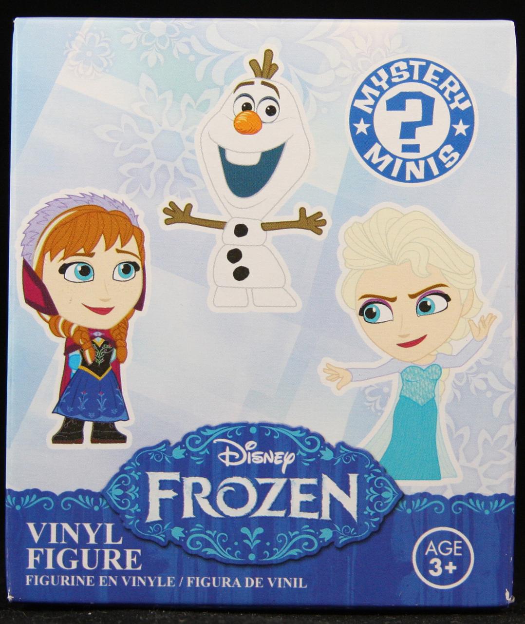Disney Frozen Funko Mystery Minis Vinyl Figures 1 Blind Box