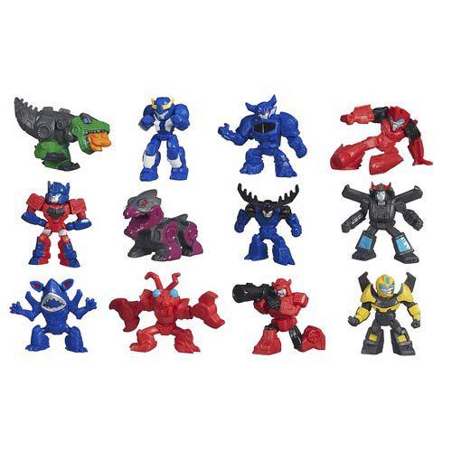 Transformers Tiny Titans Wave 2 Blind Bag Blindboxes