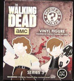 The Walking Dead, Series 3 Mystery Mini