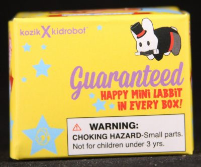 Kidrobot, Personal Happiness Labbits Mini Series