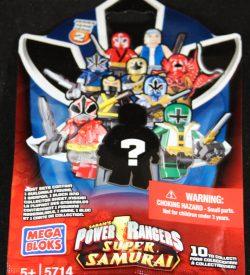 Mega Bloks, Power Rangers, Series 2, Blind Bag