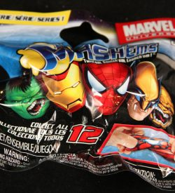 Mash'ems, Marvel, Series 1, Blind Bag