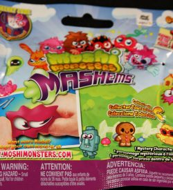 Mash'ems, Moshi Monsters, Series 1, Blind Bag