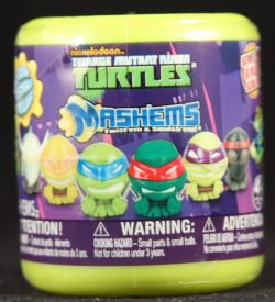 Mash'ems, Teenage Mutant Ninja Turtles, Series 1