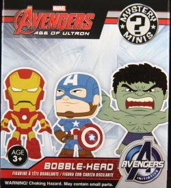 Avengers 2: Age of Ultron, Mystery Mini