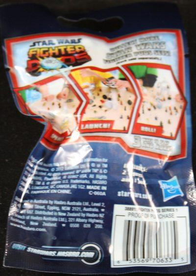 Star Wars Fighter Pods, Series 1, Blind Bag