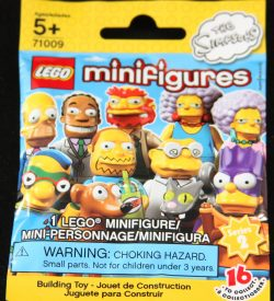 Lego, The Simpsons Minifigures, Series 2
