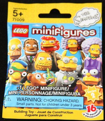 Lego, The Simpsons Minifigures, Series 2