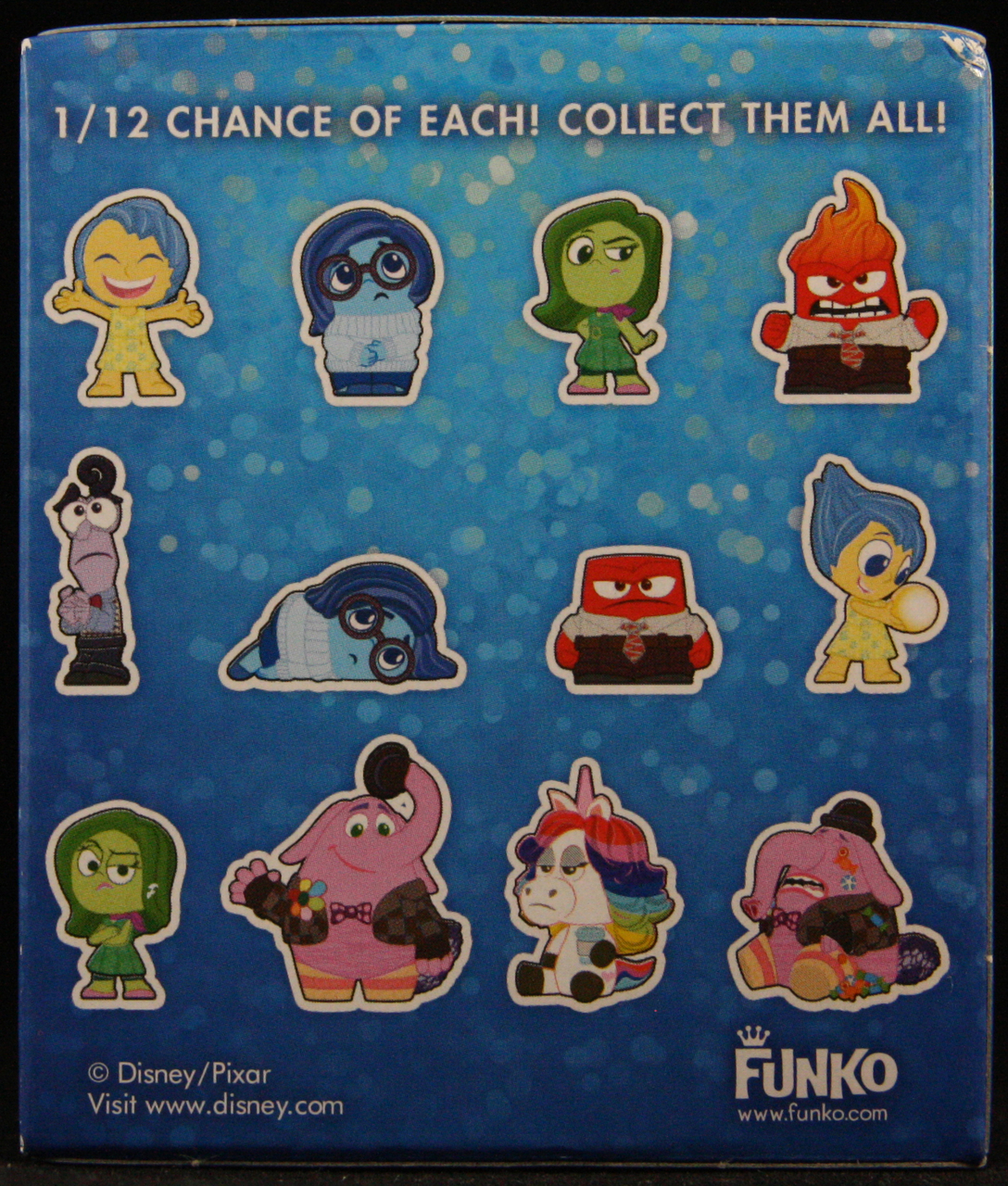 Inside Out Mystery Mini S Blind Box Blindboxes