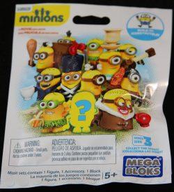 Mega Bloks, Minions, Series 3, Blind Bag