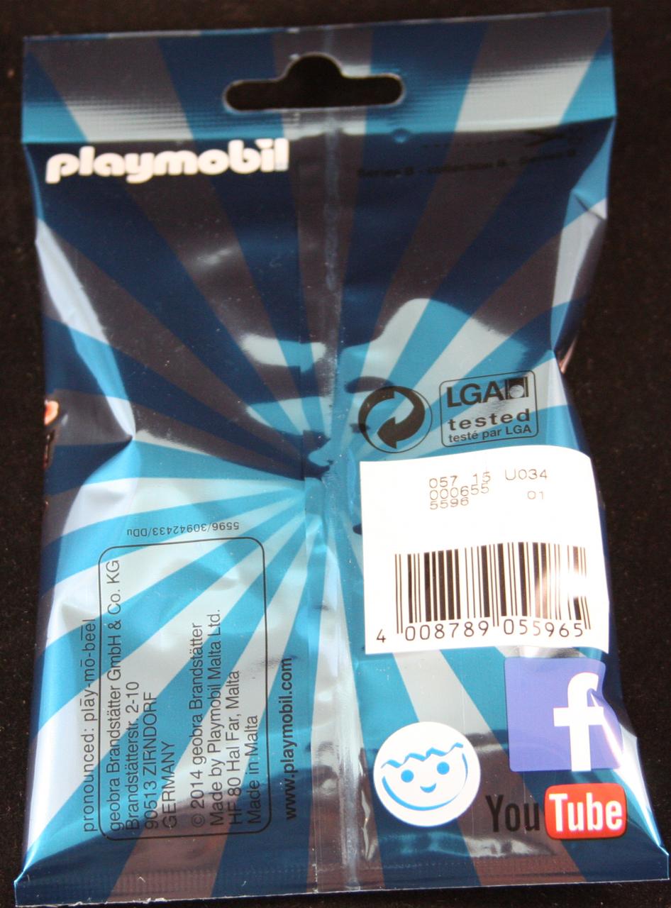 Playmobil Figures Boy Series 8 Blind Bag Blindboxes