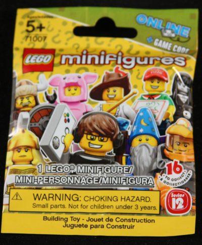 Lego, Minifigures, Series 12 Blind Bag