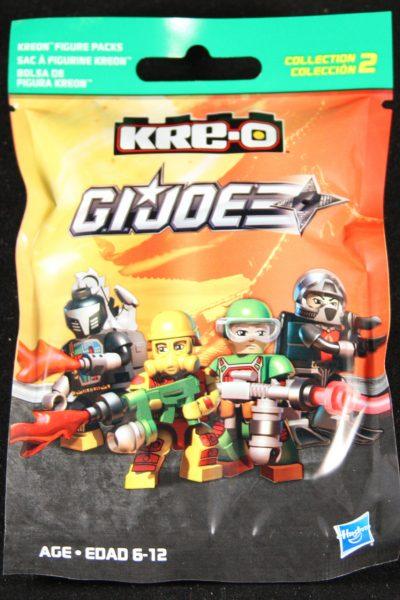 Kre-O, G.I. Joe, Collection 2, Blind Bag