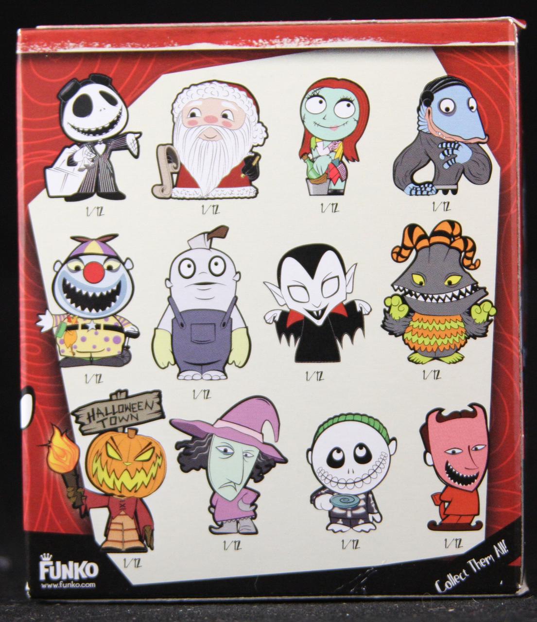 Nightmare Before Christmas, Series 2, Mystery Mini - BlindBoxes