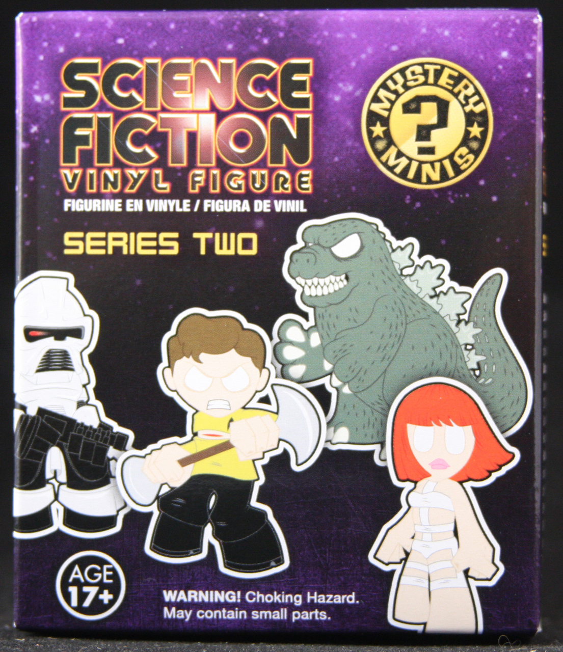 Science Fiction Series 2 Mystery Mini Blind Box