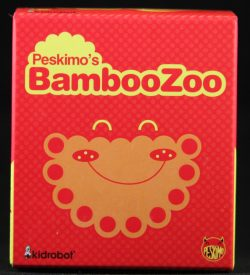 Kidrobot, Peskimo Bamboo Zoo, Blind Box