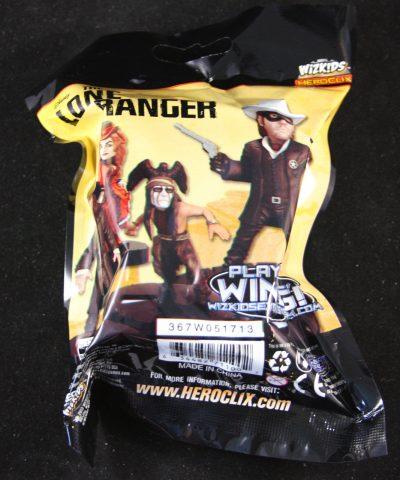 Heroclix, The Lone Ranger, Blind Bag