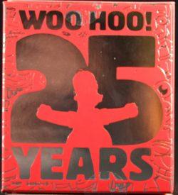 Kidrobot, The Simpsons 25 Years, Mini Figures, Blind Box
