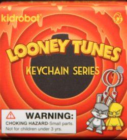 Kidrobot, Looney Tunes Keychains, Blind Box