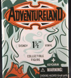 Vinylmation, Jr. Series 12 (Adventureland), Blind Box
