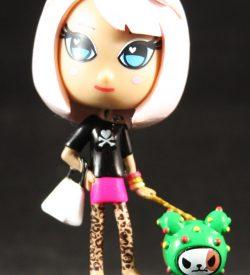 Tokidoki, Barbie, 2011 Gold Label Pink Barbie