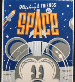 Vinylmation, Mickey & Friends in Space