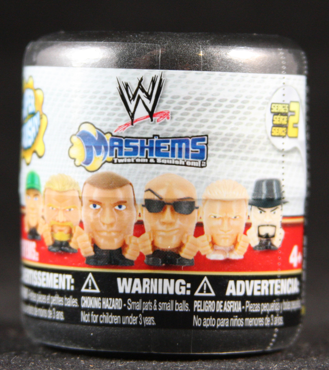 Mash Ems Wwe Series 2 Blindboxes