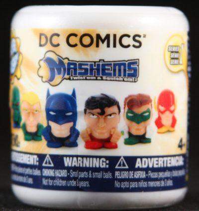 Mash'ems, DC Comics, Series 1