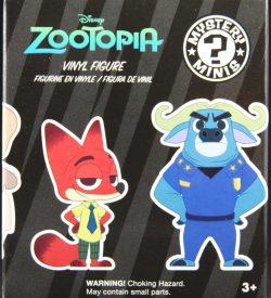 Disney Zootopia, Mystery Minis, Blind Box