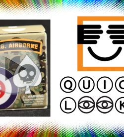 Quick Look: A.W.G. Airborne (Open Item)