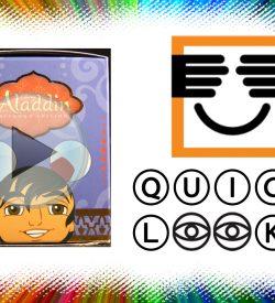 Quick Look: Vinylmation, Aladdin (Open Item)