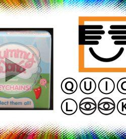 Quick Look: Yummy World Keychain (Open Item)