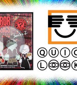 Quick Look: Horror Classics, Series 2 (Open Item)