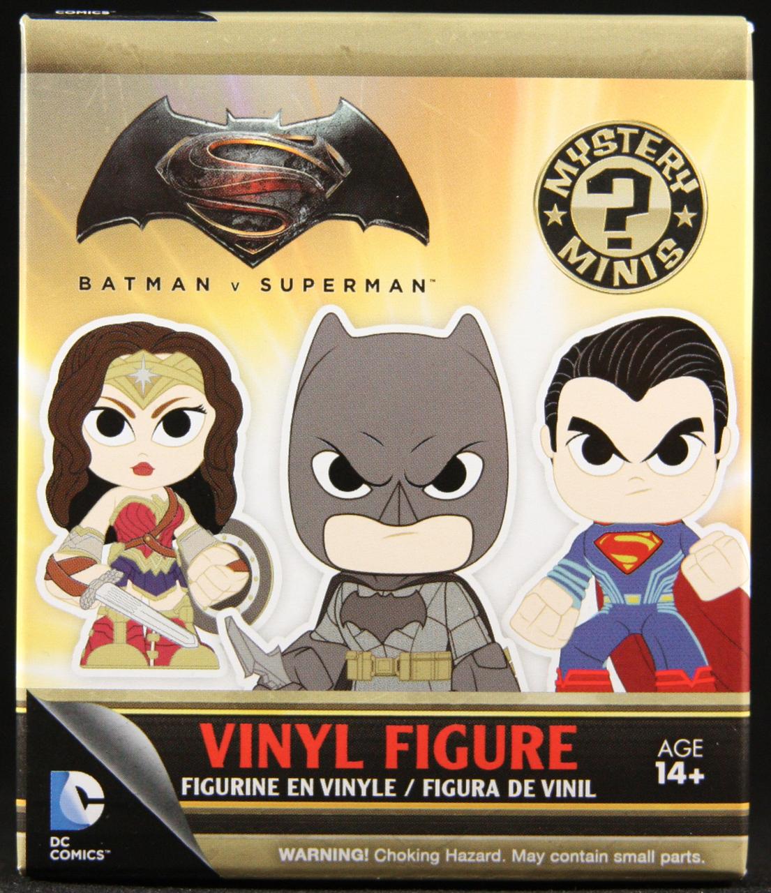 Batman Vs Superman Mystery Mini Blind Box Blindboxes