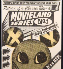 Vinylmation, Movieland Series 1, Blind Box