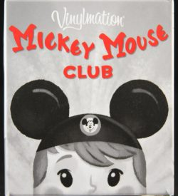 Vinylmation, Mickey Mouse Club Series, Blind Box