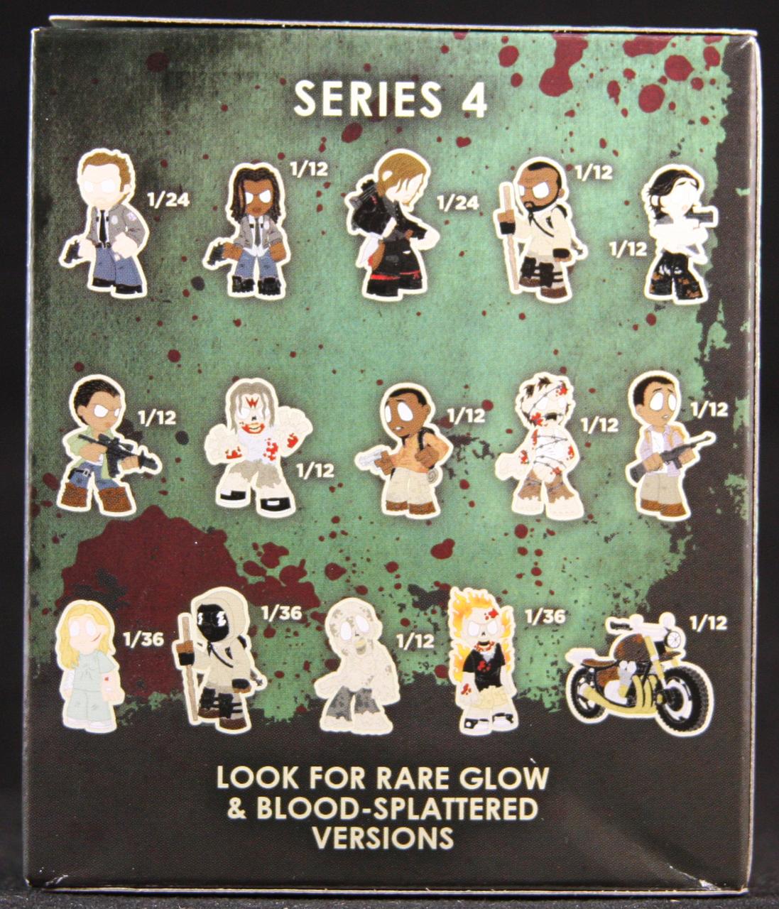 Mystery: The Walking Dead, Series 4 Mystery Mini